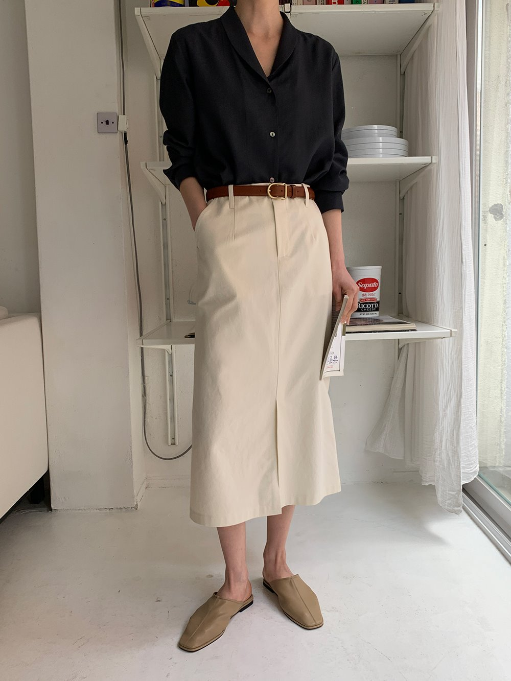 Rini Skirt (3color)